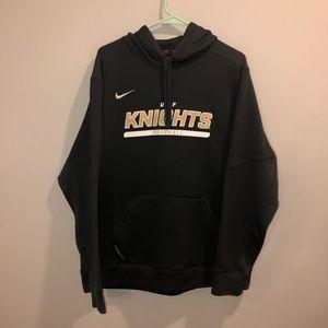 Nike UCF Knights Football Nike Therma-Fit Hoodie